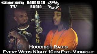 Gambar cover WAKA FLOCKA INTERVIEW ON HOODRICH RADIO W/DJ SCREAM!-RAP HUSTLIN