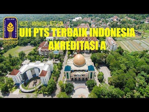 Keren ! Profile Universitas Islam Indonesia PTS Terbaik Indonesia