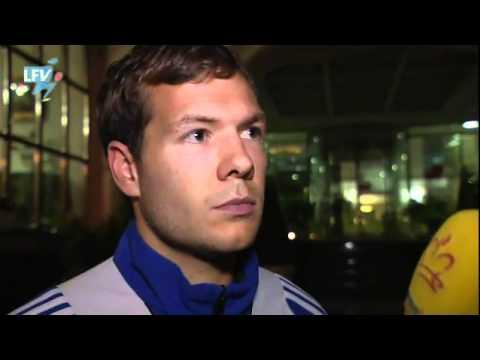 Russland - Liechtenstein 2009: Stimmen zum Spiel