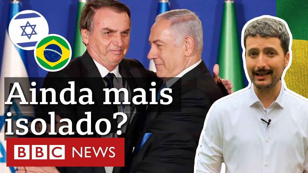Fim do governo de Netanyahu aprofunda isolamento de Bolsonaro no mundo