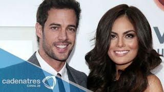 Mensajes de texto confirman relación entre Ximena Navarrete y William Levy