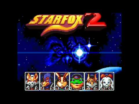 Let's Play Starfox 2 Episode 1 - Inter-Planetary Ballistic M