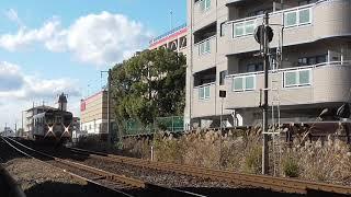 【鉄道走行動画】JR土讃線 薊野→土佐一宮 回送列車 1輌(1000系)