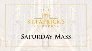 Saturday Mass – September 19th 2020