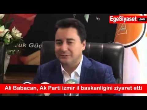Ali Babacan 'Başbakan'ımız için Dua Ediyorum'