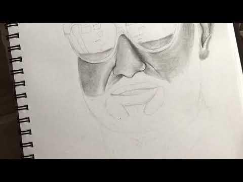 mi gna background music. Super Sako's Sketch Portrait by Gracia Serabonian.