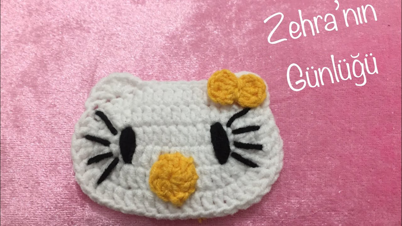 Amigurumi Hello Kitty - Canım Anne | 720x1280