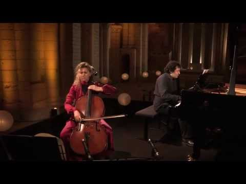Brahms: Sonata for cello and piano n°1, op.38 | Ophélie Gaillard, Ferenc Vizi