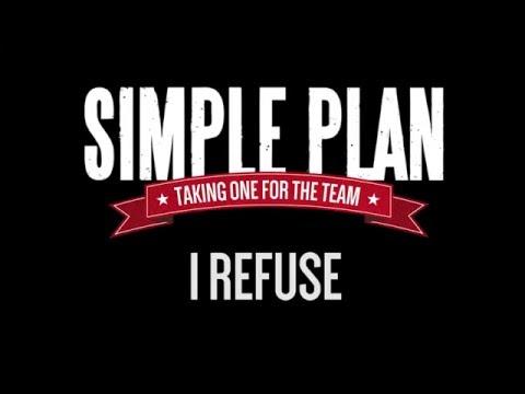 I Refuse (In The Studio) - Simple Plan