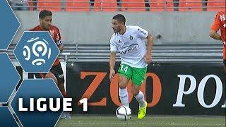 FC Lorient - AS Saint-Etienne (0-1)  - Résumé - (FCL - ASSE) / 2015-16