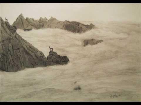 dibujo a lapiz vistas collada del agua  YouTube