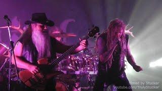 Korpiklaani - Minä Näin Vedessä Neidon (Live Debut) (St.Pete, Russia, 03.04.2015) FULL HD
