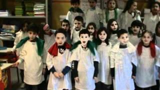 Il canto degli Italiani. I bambini cantano l