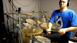 IRON MAIDEN - Seventh Son of a Seventh Son - drum cover