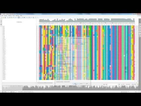 Phylogenetic trees algorithms