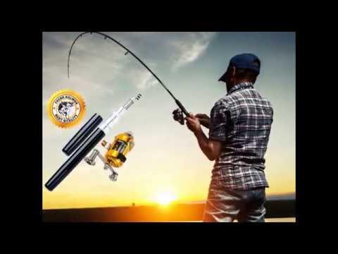 На какую удочку легче всего рыбачить. (фотографии)