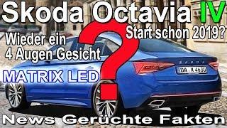 Skoda Octavia 4 News Gerüchte Fakten und Wissenswertes zur 4. Generation