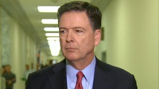 "James Comey reacts to Trump calling Michael Cohen a ""rat"""