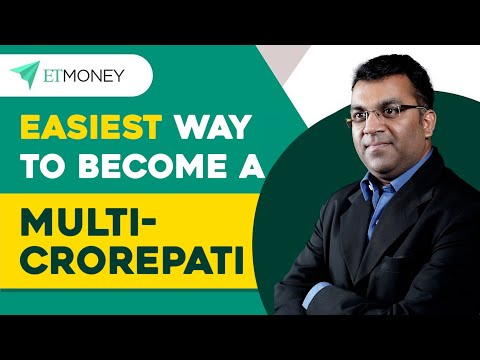 How to Become a Multi Crorepati by Just Saving Tax   Retire Rich   ETMONEY