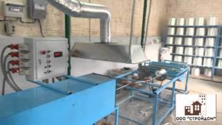 Оборудование для производства стеклопластиковой арматуры(Линия для производства стеклопластиковой арматуры производителя и разработчика ООО