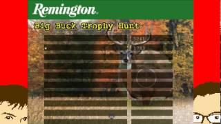 Let's Play Remington Big Buck Trophy Hunt Part 2