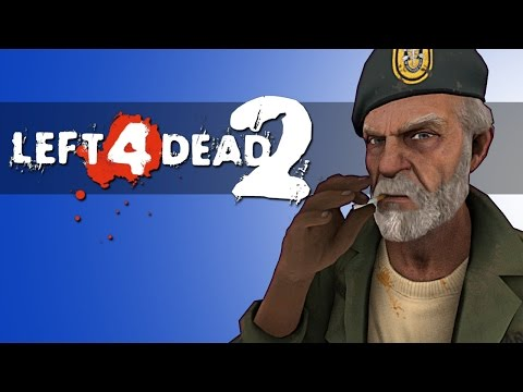 The Sacrifice of Bill! [Left 4 Dead 2...