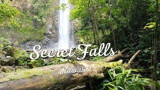 Secret Falls, Best Kayaking, Hiking views