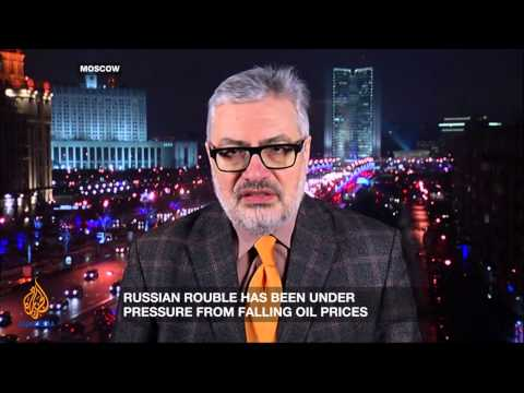 Inside Story - Can Moscow stop the rouble's free fall?