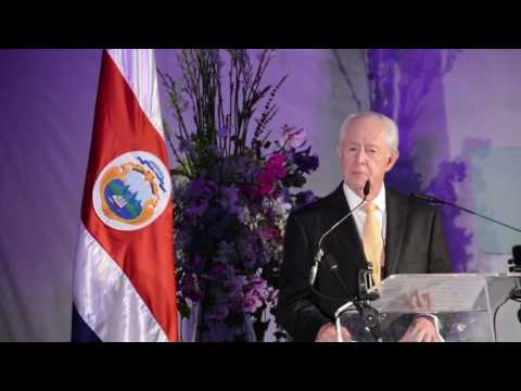 Volaris Costa Rica Inaugural Ceremony