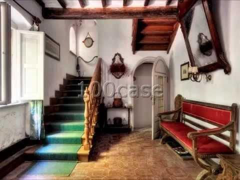 Ville in vendita in toscana euro youtube for Interni ville antiche