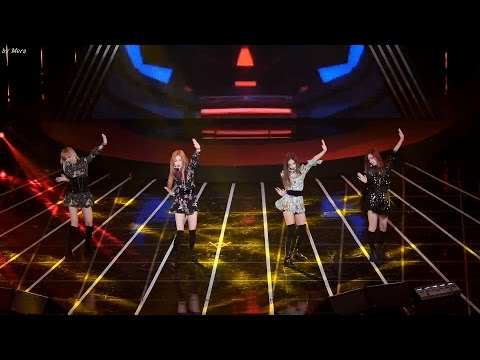 161116 블랙핑크 (BLACKPINK) 불장난(PLAYING WITH FIRE) [전체] 직캠 Fancam (Asia Artist Awards) by Mera