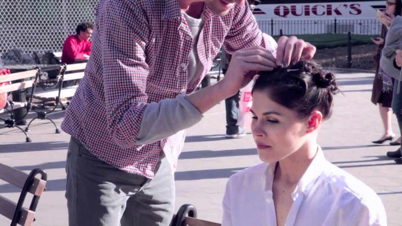Emily Weiss X Cut By Fred Youtube