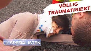 Regungslose Frau sorgt für Rätsel | Auf Streife - Die Spezialisten | SAT.1 TV