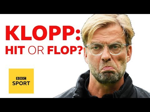 How is Jurgen Klopp doing at Liverpool? Fans and experts' verdict - BBC Sport