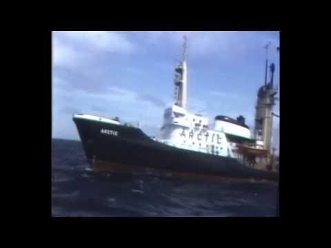 Smit Rotterdam reis 1977
