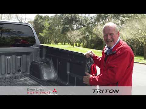 Mitsubishi Triton - Best value utes in NZ