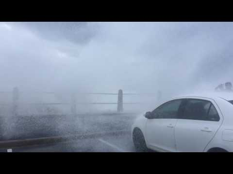 Cape Town Storm- Bantry Bay/ Sea Point