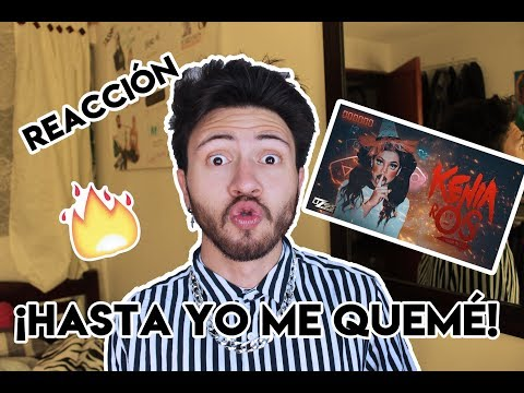 REACCIÓN AL ROAST YOURSELF DE  KENIA OS  Niculos M