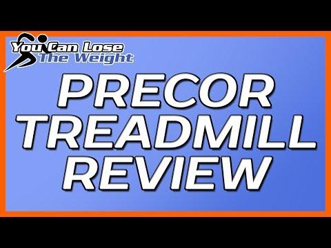 Precor Treadmill Review - Precor Treadmill Model Comparison (Including Prices And Features)