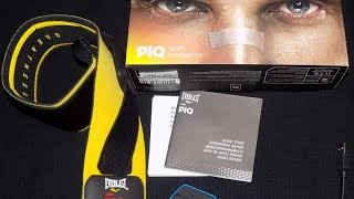 Everlast and PIQ Boxing Tracker[Unboxing & review]