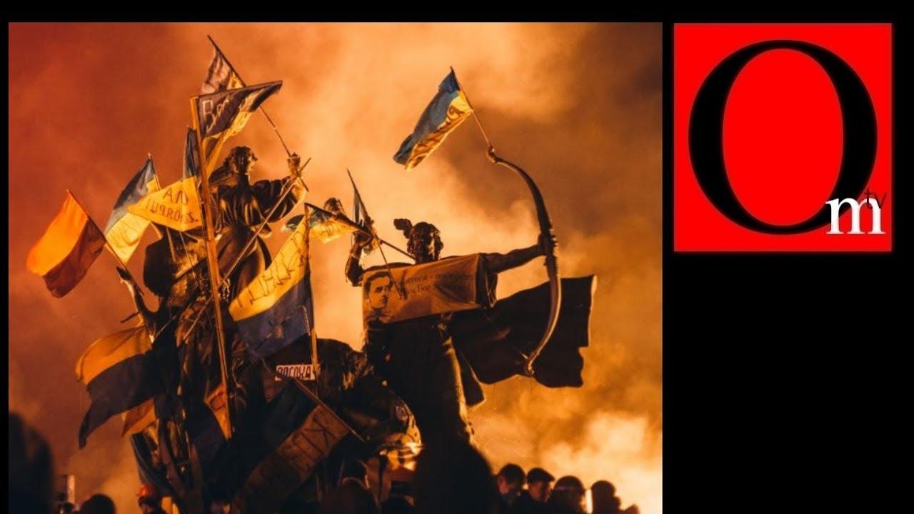 Пятая годовщина Революции достоинства. Два разных взгляда