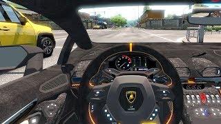 Euro Truck Simulator 2 - Lamborghini Huracan Performante
