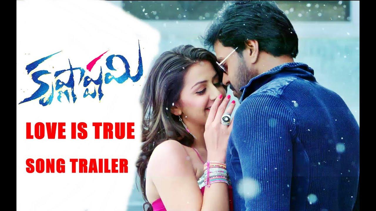 Download Krishnashtami : Love Is True Song Trailer --  Sunil &  Nikki Galrani