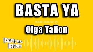olga-tanon---basta-ya-version-karaoke