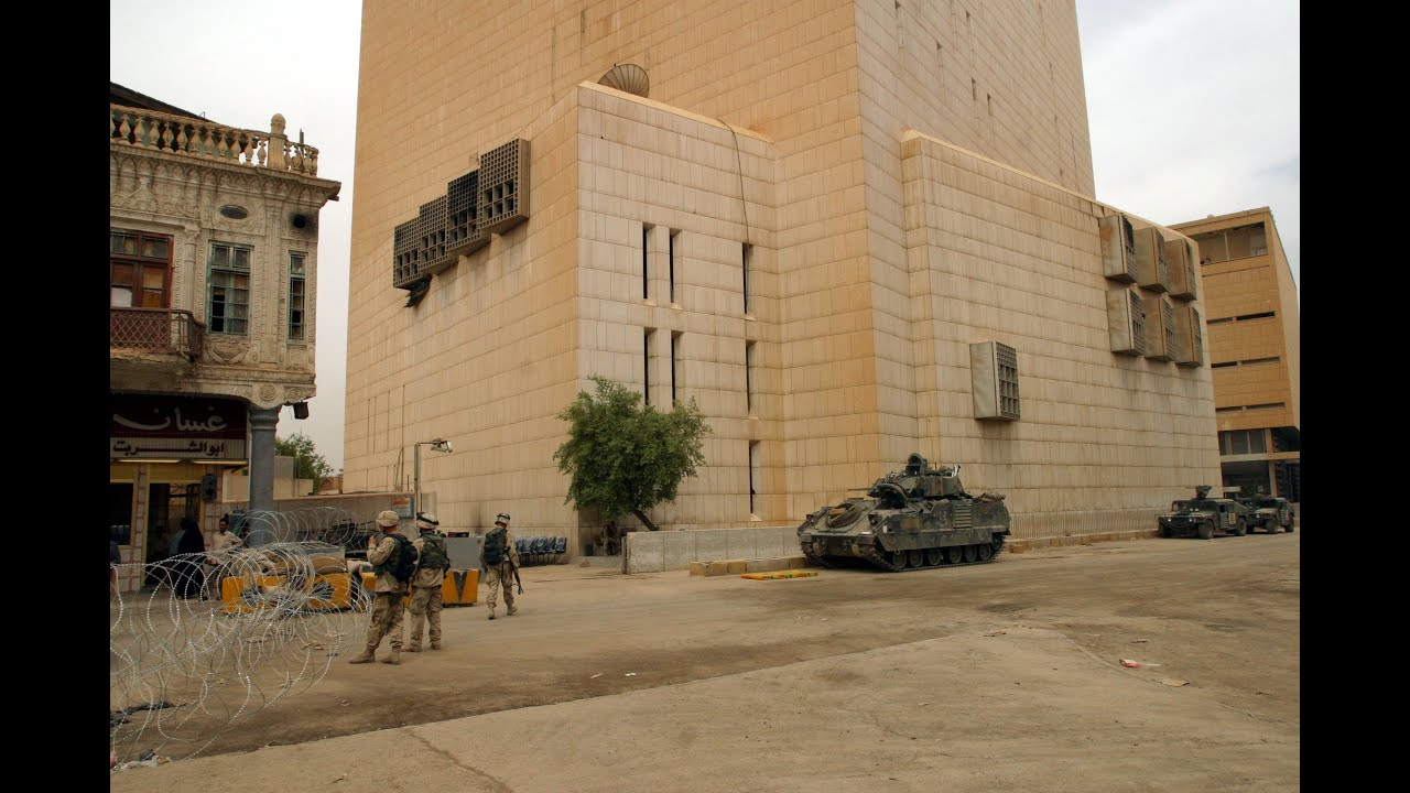 Central Bank Of Iraq New