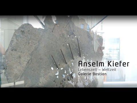 Anselm Kiefer – Lebenszeit – Weltzeit - Galerie Bastian