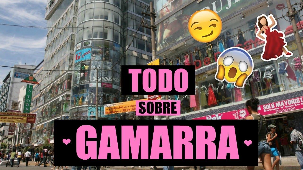 92d52fc843dec GAMARRA  Dónde y Cómo Comprar   Todo sobre Gamarra - YouTube