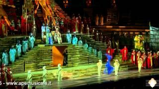 Arena di Verona 2015: Aida
