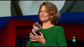 Sigourney weaver : eskerrik asko - donostia award 2016
