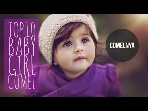 TOP 10 GAMBAR BABY GIRL PALING COMEL